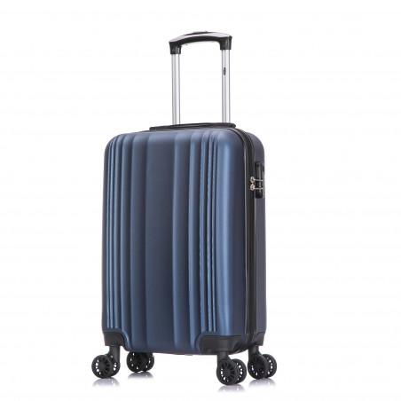 Suiteble Handbagage Koffer 55cm Donkerblauw