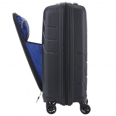 CarryOn Mobile Worker Handbagage 55cm Zwart