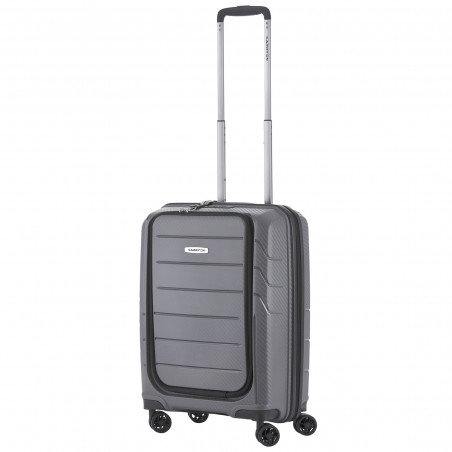 CarryOn Mobile Worker Handbagage 55cm Grijs