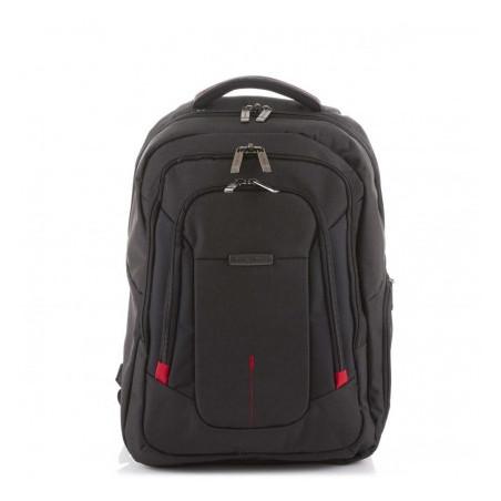 Travelite AtWork Business Laptop Rugzak Zwart Melange