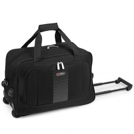 Gabol Roll Handbagage Reistas met Wielen 50cm Zwart