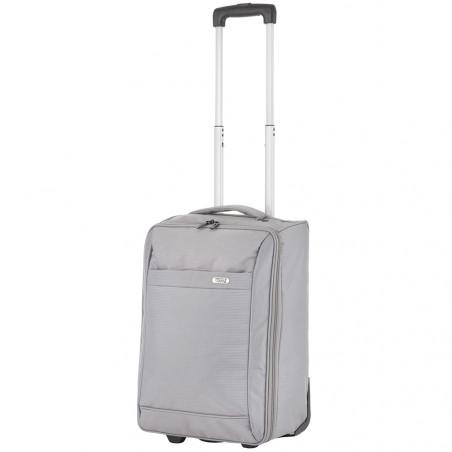 Travelz Handbagage trolley Opvouwbaar 51cm Grijs