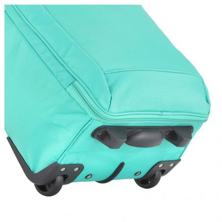 Travelz Handbagage trolley Opvouwbaar 51cm Groen