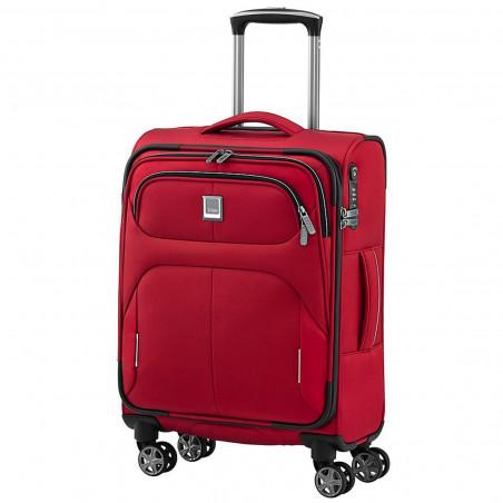 Titan Nonstop 4 Wiel Handbagage Koffer 55cm Rood