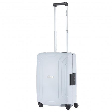 CarryOn Steward Handbagage Spinner 55cm Lichtgrijs