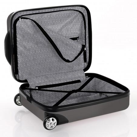 Gabol Paradise 2 Wiel Handbagage Koffer 53cm Grijs
