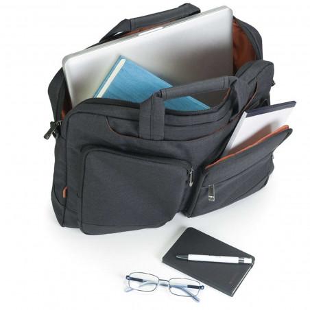 Gabol System Laptoptas Anthraciet