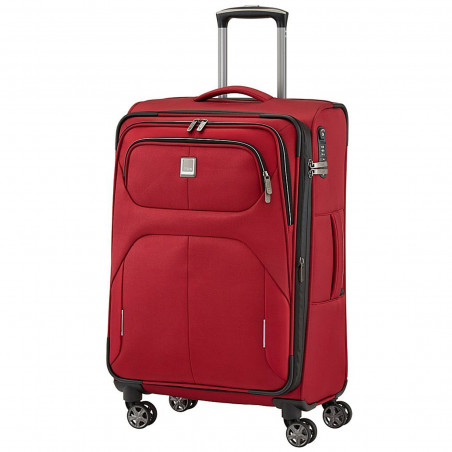 Titan Nonstop 4 Wiel Koffer 68cm Expandable Rood
