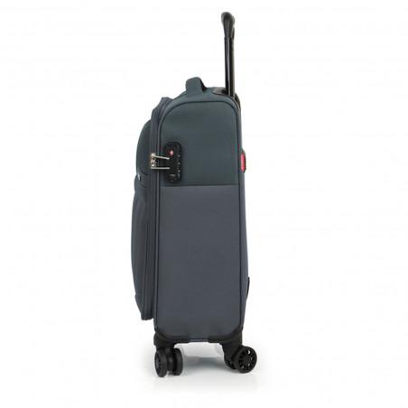 Gabol Roma Handbagage Koffer 55cm Grijs
