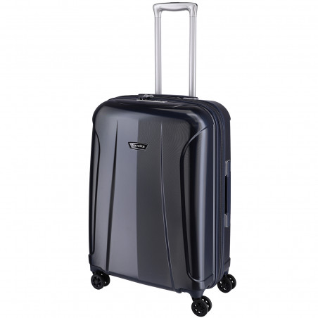Travelite Elbe 4 Wiel Koffer 66cm Expendable Navy