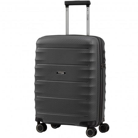 Titan Highlight Handbagage Koffer 55cm Antraciet