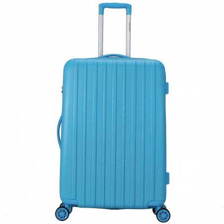 Decent Tranporto One Koffer 76cm Blauw