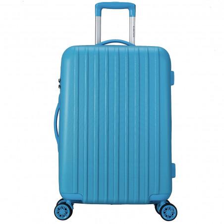 Decent Tranporto One Koffer 66cm Blauw BT