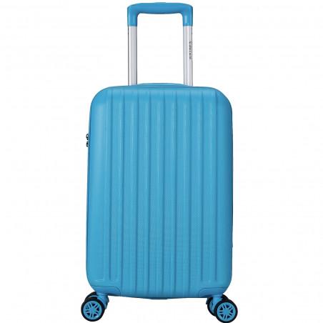 Decent Tranporto One Handbagage Koffer 55cm Blauw