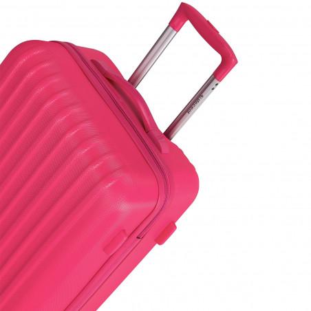 Decent Tranporto One Koffer 66cm Roze