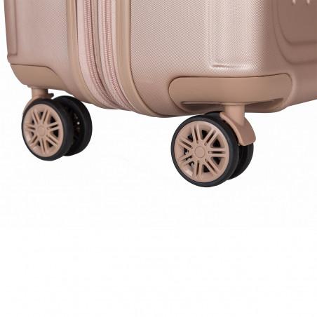 Decent Maxi-Air Handbagage Koffer 42cm Zalm