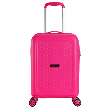 Decent Maxi-Air Handbagage Koffer 55cm Roze