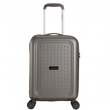 Decent Maxi-Air Handbagage Koffer 55cm Champagne