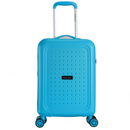 Decent Maxi-Air Handbagage Koffer 55cm Blauw