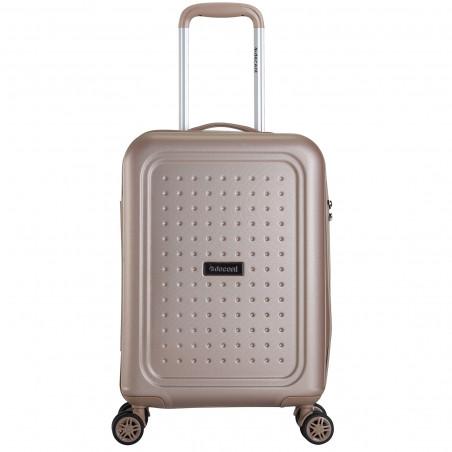 Decent Maxi-Air Handbagage Koffer 55cm Zalm