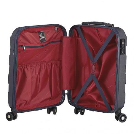 March Bumper Handbagage Koffer 55cm Kashmir