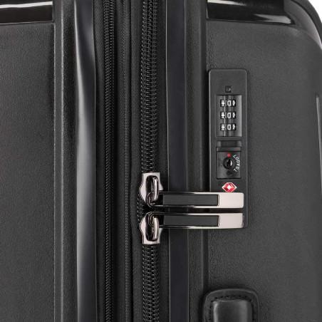 Titan Paradoxx Koffer 4 Wiel 68cm Expandable Zwart Uni