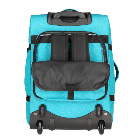 Travelite Basics Trolley Rugzak Antraciet