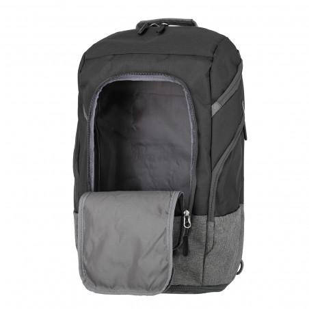 Travelite Basics Laptop Rugzak L Zwart