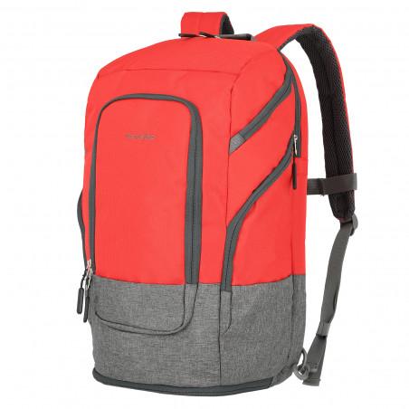 Travelite Basics Laptop Rugzak L Rood