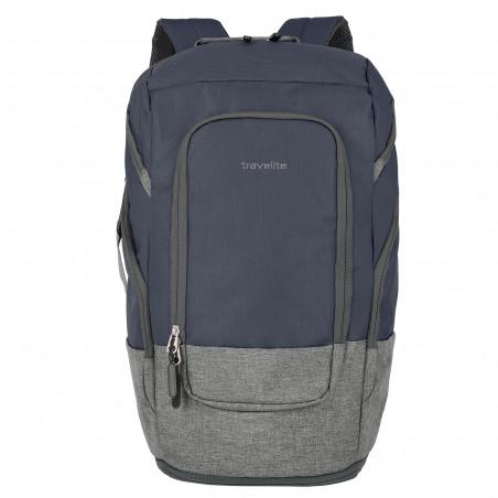 Travelite Basics Laptop Rugzak L Blauw