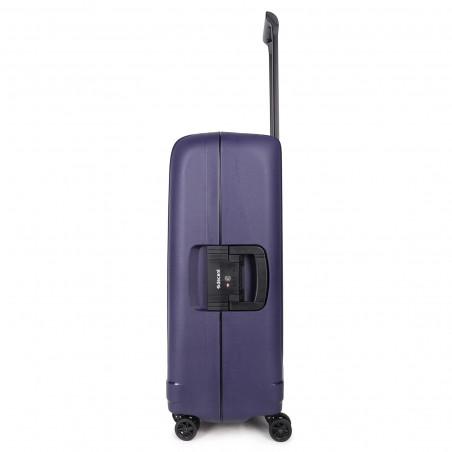 Decent Transit Handbagage Koffer 55cm Donkerblauw