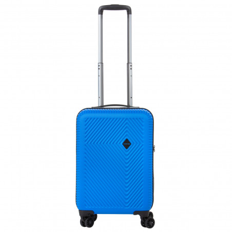 Carryon Connect Handbagage Koffer 4 Wiel 55cm Blauw
