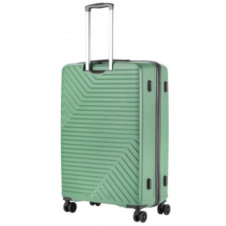 CarryOn Transport 4 Wiel Koffer 78cm Olijf Groen
