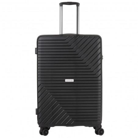 CarryOn Transport 4 Wiel Koffer 78cm Zwart