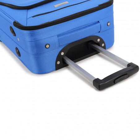 Decent Basic Line Handbagage Koffer 53cm Cobalt blauw