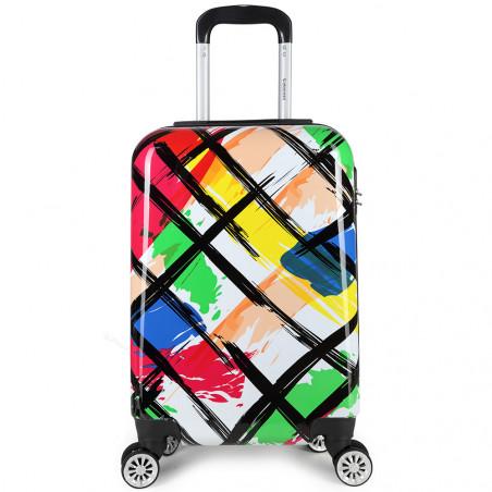 Decent Forenza Handbagage Koffer 55cm Cubes BT