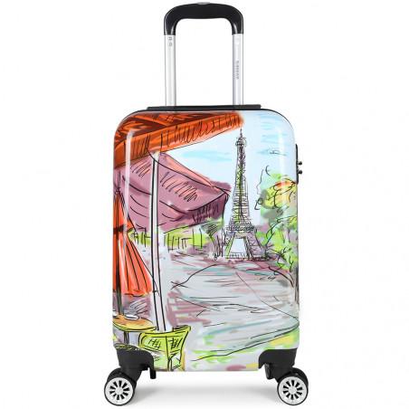 Decent Forenza Handbagage Koffer 55cm Paris