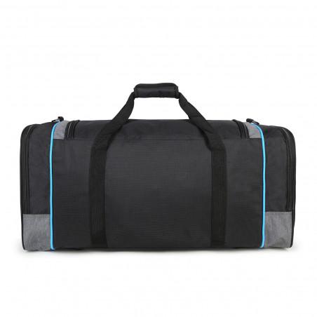 Decent Flexplus Reistas 70cm Zwart Blauw