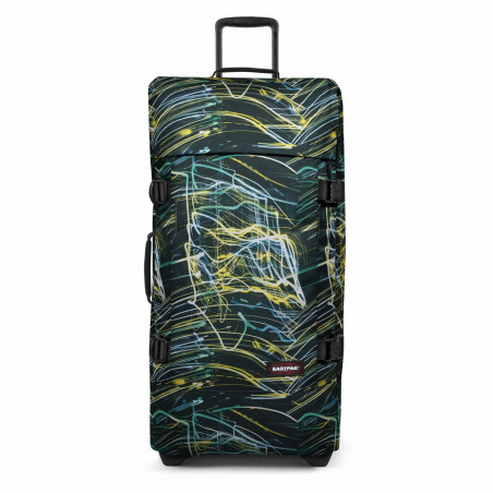 Eastpak Tranverz L Blurred Lines