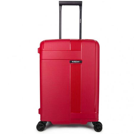 Decent Transit Koffer 70cm Rood