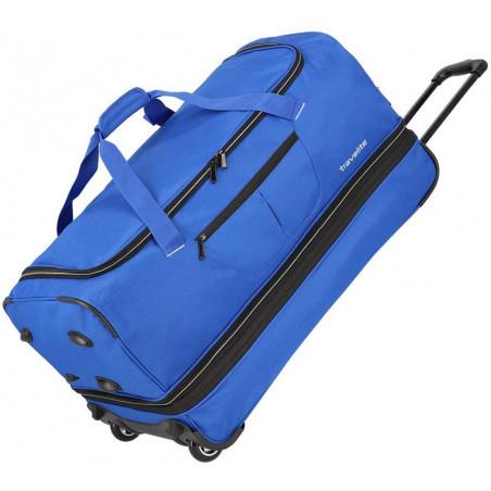 Travelite Basics Reistas met Wielen Duffle 70cm Expendable Blauw/Zwart