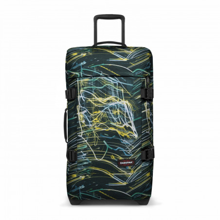 Eastpak Tranverz M Blurred Lines