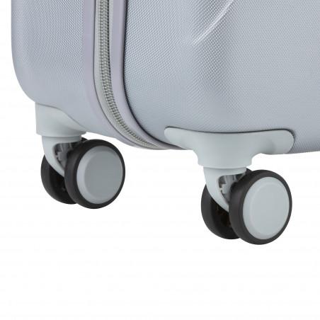 CarryOn Skyhopper Handbagage Koffer 55cm Zilver
