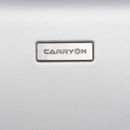 CarryOn Skyhopper Spinner 67cm Zilver