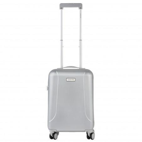 CarryOn Skyhopper Kofferset van 3 Zilver
