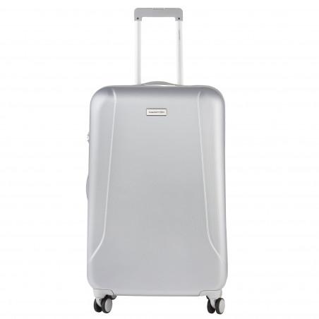 CarryOn Skyhopper Koffer 76cm Zilver