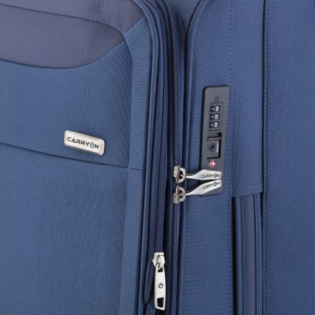 CarryOn Air Handbagage Trolley 55cm Blauw